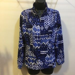 Zenergy by Chico's zippered jacket size 0 (small)